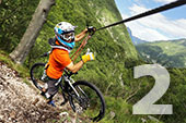 Projekt 5 - Zipline & Bike Adventure